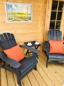 Photos | Angel Cottage Holiday Cabins | Log Cabin Rental