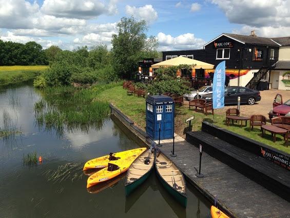Boat trips uk