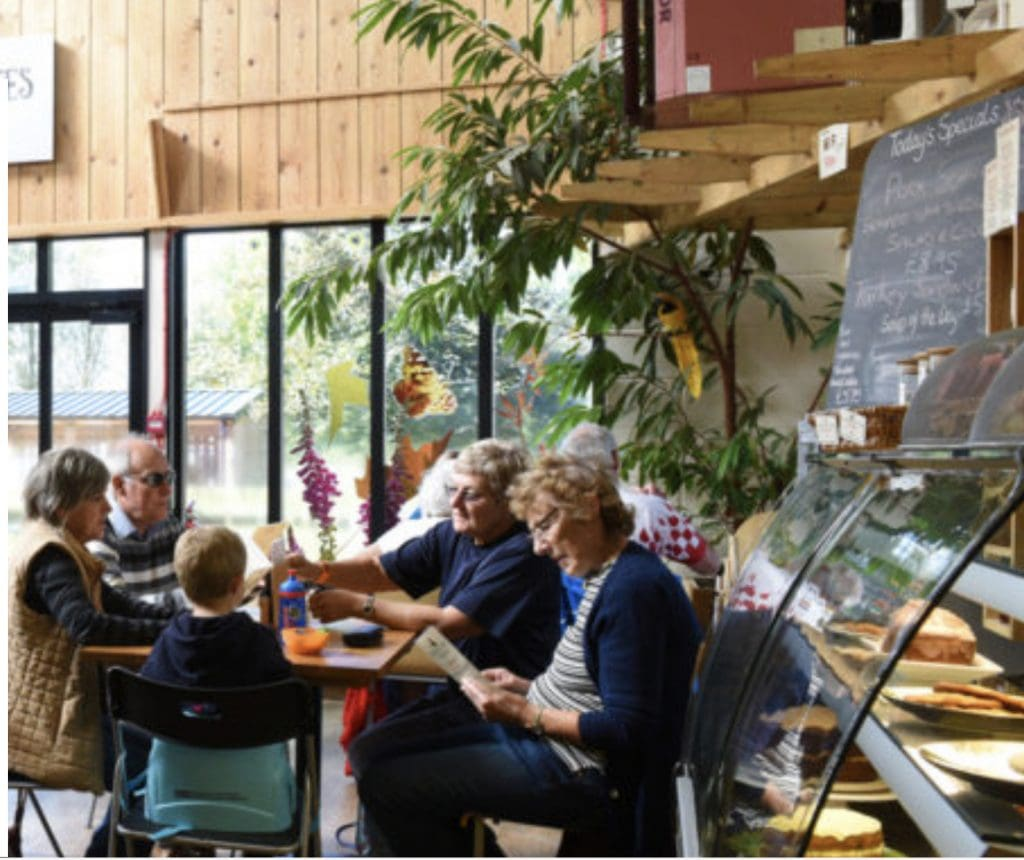 Cafe Suffolk and Essex
