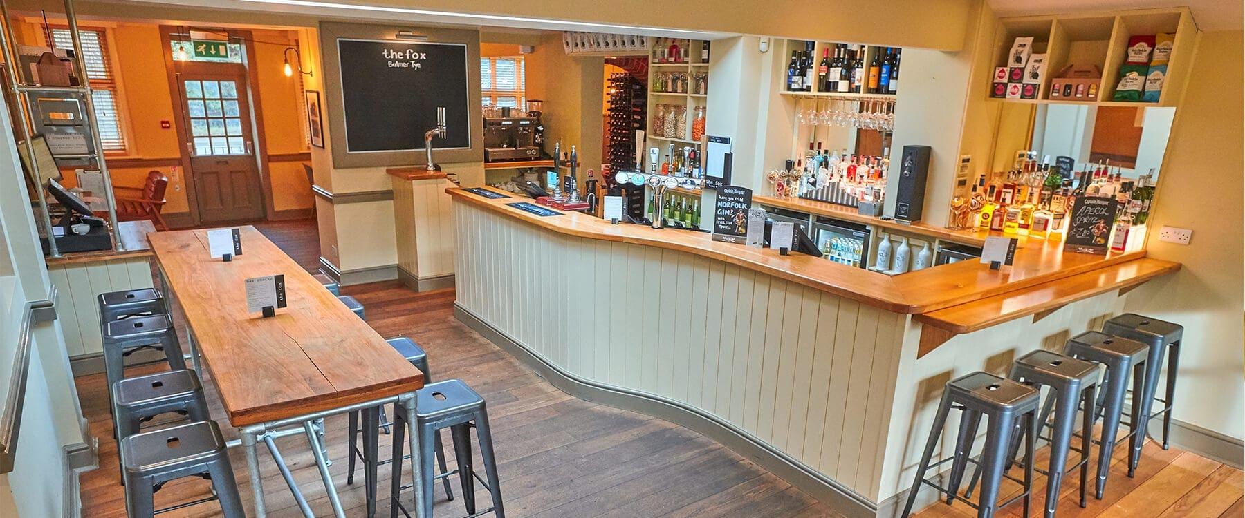 Bistro pub essex and Suffolk